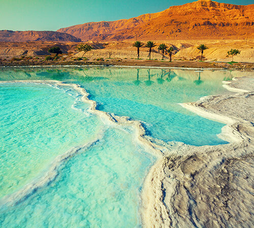 clear water sea- DEAD SEA